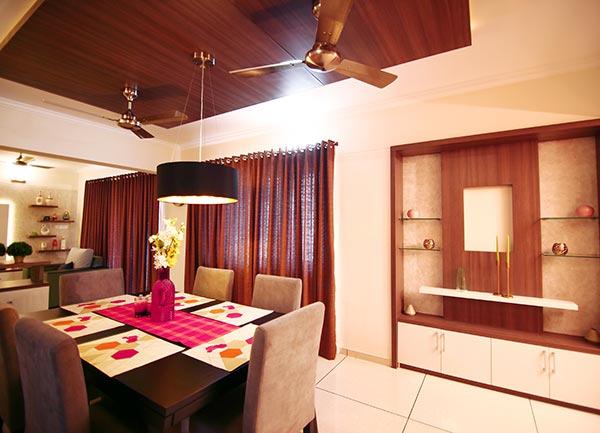 flat interior designers in cochin