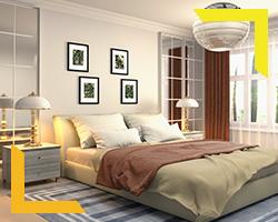 Bedroom Interior Designers Kochi
