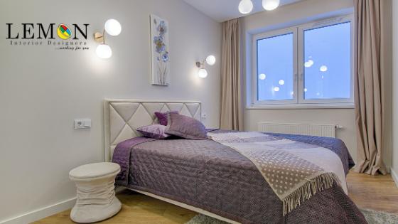 Lemon interior bedroom interior designs