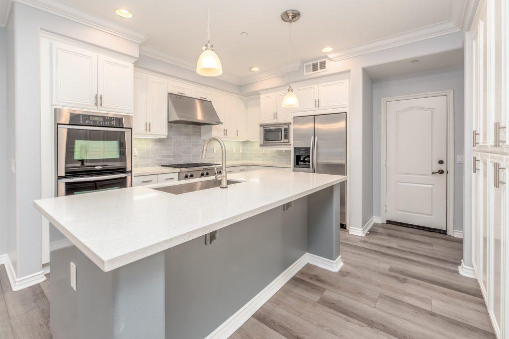 Clean Smart kitchen
